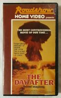 The Day After VHS 1983 War/Drama Nicholas Meyer Jason Robards Roadshow Home Vid