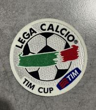 TOPPA PATCH TIM CUP COPPA ITALIA CALCIO 2008-2009 NO MAGLIA