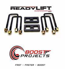 Readylift Toyota Tundra / Tacoma  1 INCH REAR BLOCK KIT: 2WD & 4WD / 66-5001