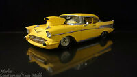 Danbury Mint 1957 Chevrolet Bel Air Hardtop Pro Street Machine