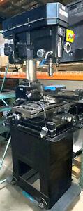 "DAYTON 16"" MILL / DRILL Machine 16-inch Swing, Model # 2AC40 , 1-Phase"