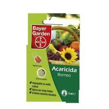 Bayer Garden BORNEO Acaricida - Contiene misurino dosatore - 5 ml
