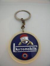 PORTE-CLES / Key-Ring - ACCESSOIRES QUILLERY - L'AUTOMOBILE TOP !