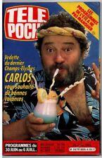 ▬►Télé Poche 959 (1984) CARLOS_MICHAËL JACKSON_DOMINIQUE SANDA_KOOL AND THE GANG