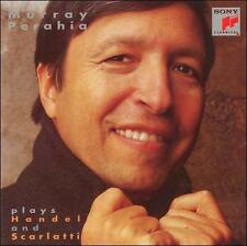 Murray Perahia Plays Handel & Scarlatti Murray Perahia Audio CD