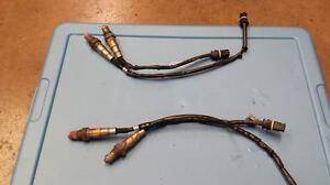 MERCEDES-BENZ W220 S430 S500 SET 4PC OXYGEN SENSORS 2000 2001 2002 03 04 05 06