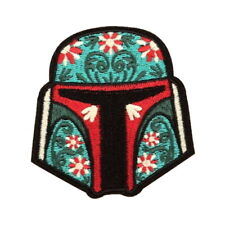 1 Écusson Thermocollant NEUF ( Patch ) - Star Wars The Mandalorian ( Ref 3 )