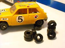8 PNEUS urethane R5 Renault JOUEF