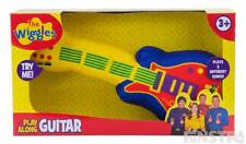 The Wiggles Guitar Plush Toy with Sound | Wiggles Plush Guitar The Wiggles Toys