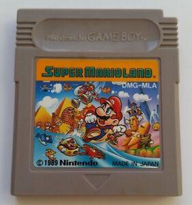 Super Mario Land (Nintendo Game Boy, 1989) - Japan Version