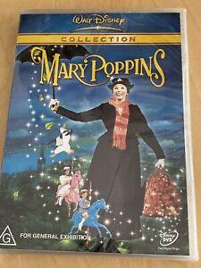 Mary Poppins (DVD) Brand New Sealed Region 4