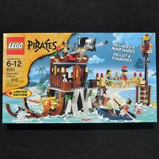 NISB LEGO Pirates Shipwreck Hideout 6253 - Free US Shipping