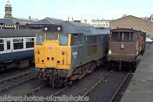 British Rail Class 31 219 Scarborough 13/08/82 Rail Photo