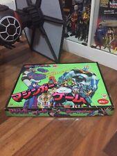Vintage 70s Mazinger Z Popy Anime Jumbo Shogun Machinder Board Game