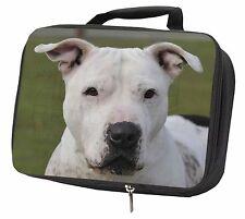 American Staffordshire Bull Terrier Dog Black Insulated School Lunch, AD-SBT5LBB
