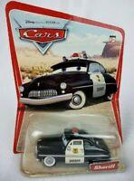 Disney Pixar - CARS - Desert Series 1 - Sheriff - Mattel Die Cast Toy Car