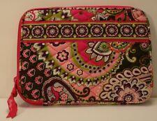Vera Bradley Very Berry Paisley E-reader Kindle iPad Mini Nook Case Sleeve Cover