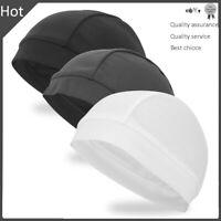 Quick Drying Hat Cycling Skull Cap Men Under Helmet Summer Bandana Headwear SG