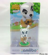 NEUF Animal Crossing K.K. Kéké Nintendo NEW