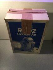 Star Wars Vintage 1977 R2-D2 Ceramics Cookie Jar RARE W/ Box & Insert