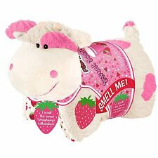Pillow Pets Sweet Scented Cow Multi Color Unisex Kids Stuffed Animal Plush Toy