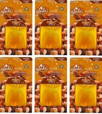 Glade Discreet Refills Nut Delight Hazelnut, Acorn & Praline Fragrance 6x 8g