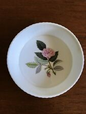 Vintage Wedgwood Hathaway Rose Pin/Butter/Trinket Dish