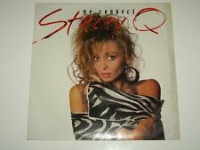 """STACEY Q *RARE 7"""" 45  ' WE CONNECT ' 1986 VGC+"""