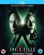 X-files The Event Series 5039036076654 With David Duchovny Blu-ray Region B