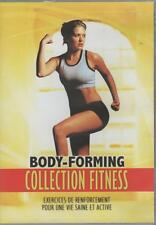 Collection Fitness Body Forming DVD exercices de renforcement