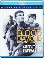 BLOOD DIAMOND - DIAMANTI DI SANGUE CON LEONARDO DI CAPRIO (BLU-RAY)