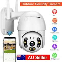 1080P Wifi CCTV Security IP Camera Pan Tilt Waterproof for Indoor Security BRO