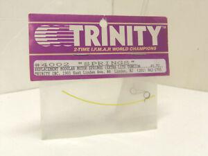 Vintage Trinity #4002 Modular Motor Springs Extra Lite Checkpoint RC10 Fantom RC