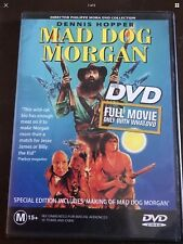 MAD DOG MORGAN Special Edition Dennis Hopper Like New Sealed DVD R All