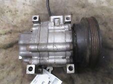 93 Mazda 626 Ac Air Compressor 4 cylinder OEM