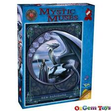 Mystic Muses New Horizons Holdson Jigsaw Puzzle 1000 Piece Anne Stokes Collectio