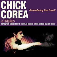 Chick Corea & Friend - Remembering Bud Powell [New Vinyl LP] Spain - Import