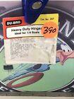 Vintage Dubro 257 Heavy Duty Nylon Hinge Orignal NewOldStock