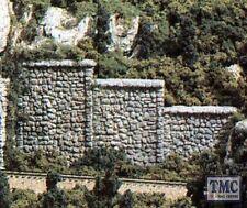 C1261 Woodland Scenics OO/HO Gauge Retain Wall Randm Stone Pack Of 3