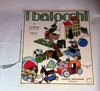 I balocchi Di Renato Simoni [i.e.Turno] - Mondadori, 1923