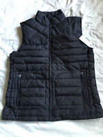 NWT Nautica Men's Plaid Packable Vest J53217 Charcoal Heather Size S Small $148