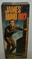 Rare VINTAGE 1966 AURORA JAMES BOND 007 SEAN CONNERY MODEL KIT BOX ONLY!
