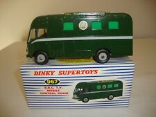 DINKY 967 BBC TV MOBILE CONTROL ROOM - EXCELLENT in original BOX