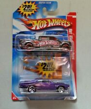 Hot Wheels 2 Pack 2009 Ford F-150 Pickup and '71 Dodge Demon NEW 2009