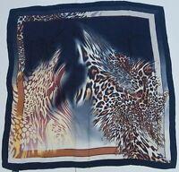foulard gian marco venturi 100% silk pura seta original made in italy vintage