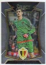 2015-16 Panini Select Soccer #83 Thibaut Courtois Belgium