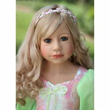"Wig By Masterpiece Dolls For 48"" Sleeping Beauty Blnd(WIG ONLY-DOLL NOT INCLUDED"