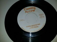 "THE CHEVELLES The Gallop GLORIA WALKER Talking FLAMING ARROW  45 VINYL 7"" RECORD"