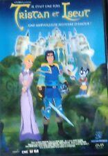 DVD du dessin animé TRISTAN ET ISEUT