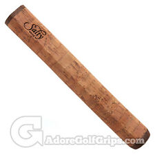 Salty Grips Non-Taper Giant Cork Putter Grip - Tan + Free Tape